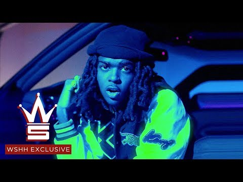 J Green  Spaz On Me  (WSHH Exclusive - Official Music Video)