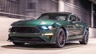 Ford Mustang Bullitt 2019 Music NIVIRO Flares