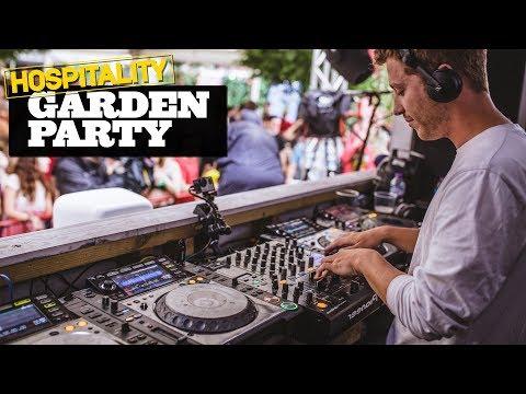 Hugh Hardie @ Hospitality Garden Party