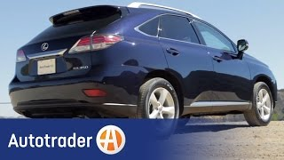 2013 Lexus RX 350 - SUV | New Car Review | AutoTrader