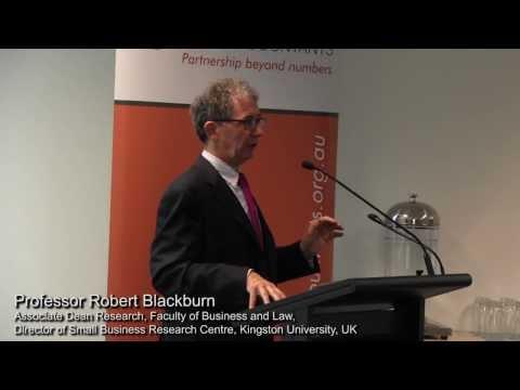 IPA and Deakin Partnership Launch - Professor Robert Blackburn