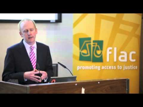 FLACDebt101 #1: Lorcan O'Connor, Director, Insolvency Service of Ireland