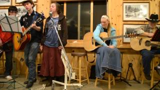 Jesus Take the Wheel Carrie Underwood - Mary Mack Cover - Pioneer Farmers Jam