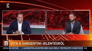 Vita a Sargentini-jelentésről - Nacsa Lőrinc, Tordai Bence - ECHO TV