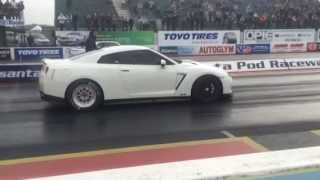 jun r1 r35 gtr the perfect launch 1 2 60ft in slow motion 8 3 seconds qm