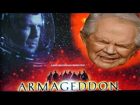 Asteroid to Destroy Earth, Says Pat Robertson - YouTube