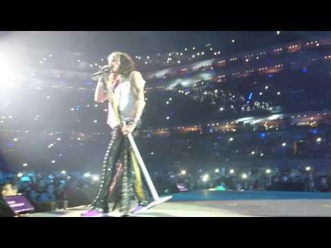 Aerosmith - Crazy (Mexico City)