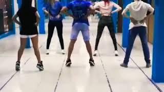 Dj kass - scooby doo pa pa choreography