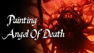 Speedpainting - Angel Of Death