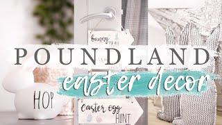 POUNDLAND EASTER DIY *FARMHOUSE* Rae Dunn inspired