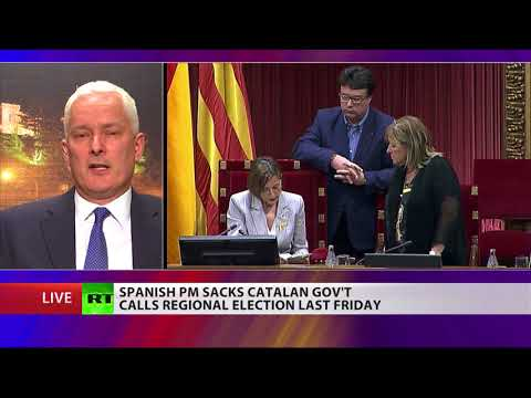 """Ex-SNP MP: """"EU backing Spanish govt is defending the indefensible"""""""