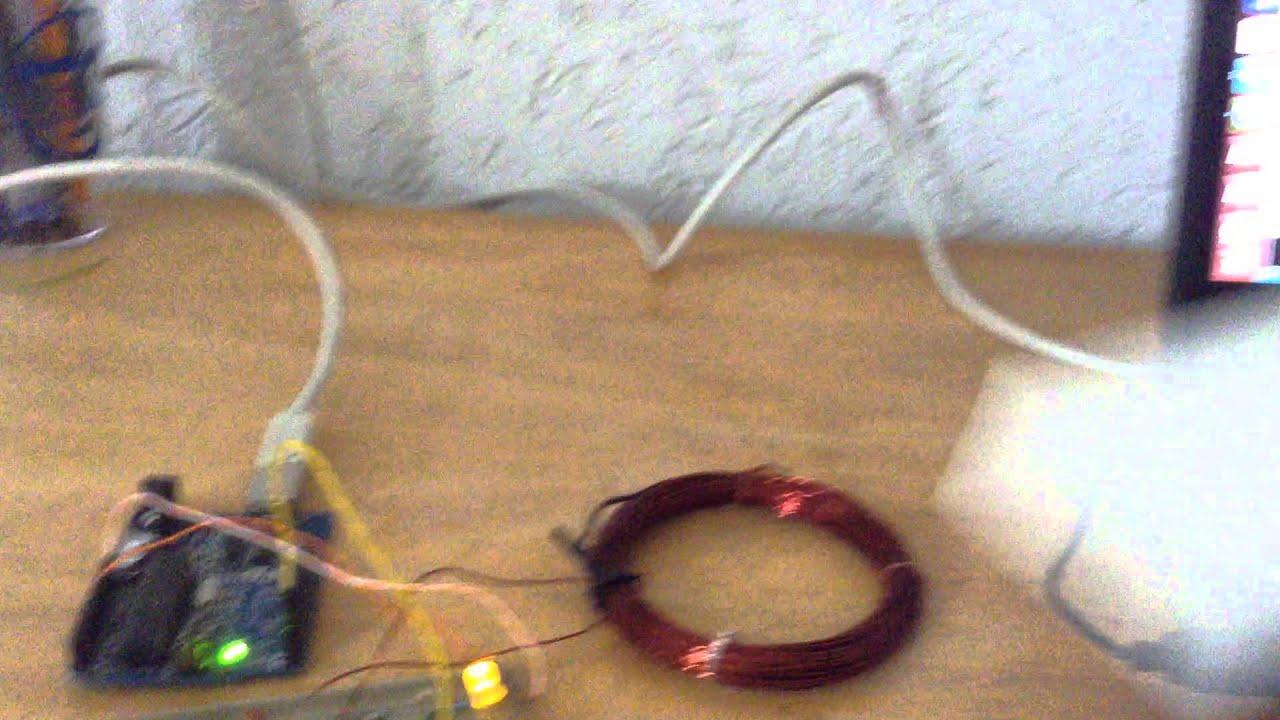 125Khz RFID reader + arduino (serial reader)