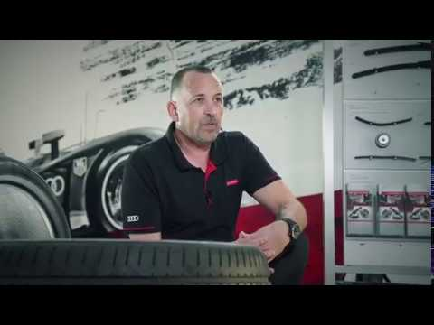 How to check your tires with Audi Abu Dhabi Service Center