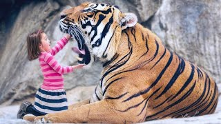 15 Times Wild Animals Saved Human Lives #2