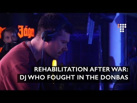 Rehabilitation After Donbas War: Code Name DJ