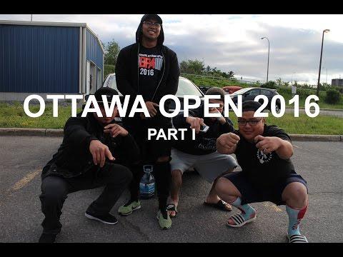 BRAMPTON BARBELL COMPETES AT OTTAWA OPEN 2016 POWERLIFTING MEET (PART 1)
