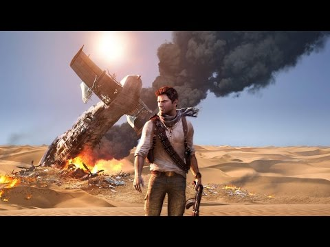 Uncharted 3 - Drake's Deception Full Game HD Gameplay