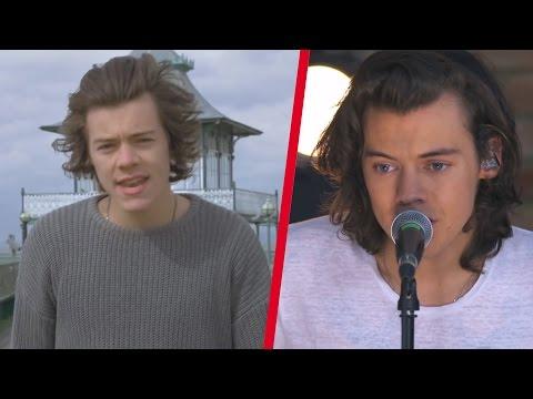 Harry Styles - Studio vs Live