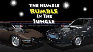 The Humble Rumble In The Jungle - Car Mechanic Simulator Total Modifications DLC