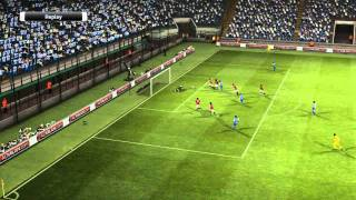 Pro Evolution Soccer 2012 Demo (PC) Gameplay/Commentary