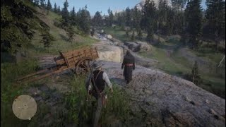 They Just Can't Get it Together Red Dead Redemption 2