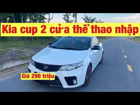 Kia cup thể thao 2 cửa máy 2.0 tubo giá rẻ lắm chưa đến 300 triệu xe đẹp và chất lắm lh 0943049333