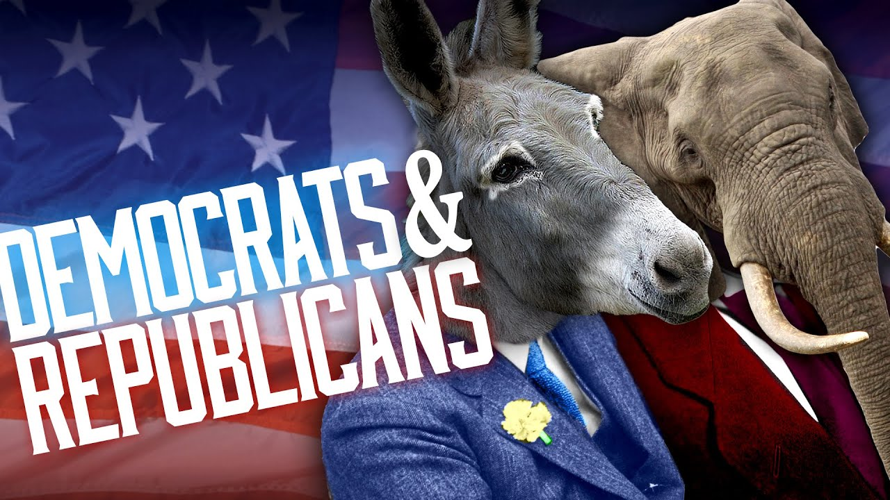 Democrats Republicans History Of Political Parties In The Us