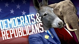 Democrats & Republicans: History of Political Parties in the US | Laughing Historically