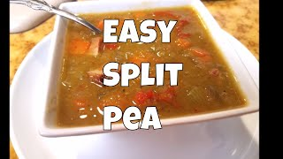 Fast & Easy Split Pea Soup With Linda's Pantry
