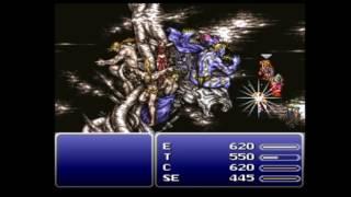 Setzer Slots Final Fantasy 6 Speedruns