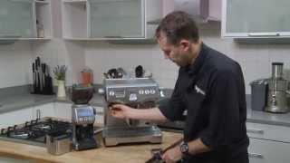 Dual Boiler and Smart Grinder demonstration - Sage