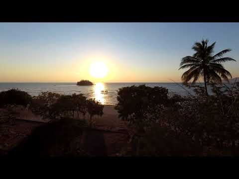 Lake Malawi - Sun Rise at Caribbean Joy