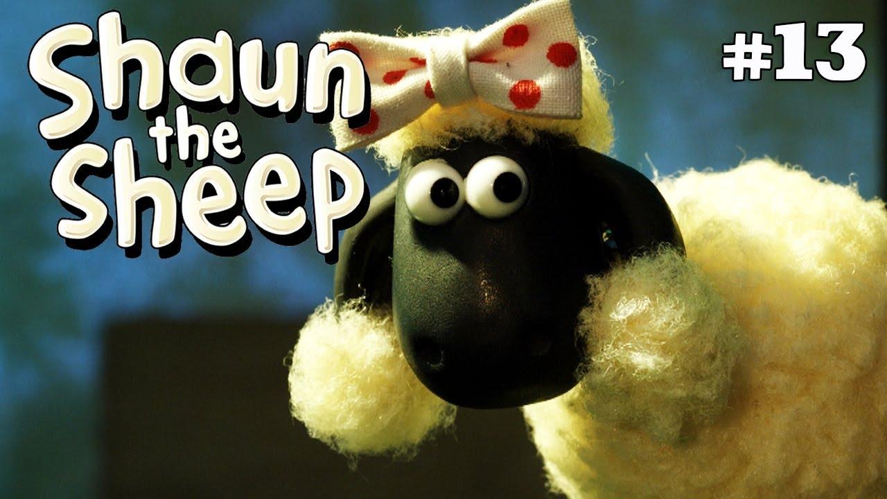 Pertunjukkan anjing - Shaun the Sheep [The Dog Show]
