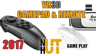 VR3D Gamepad & Remote Review and Gameplay