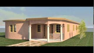 Contractor Trelawny Jamaica Modern 3d Design Blue Print Jamaica Architect