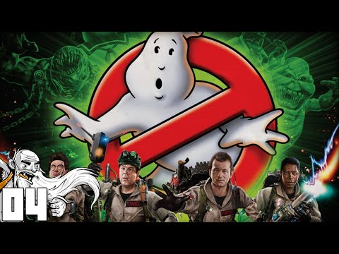 GHOSTBUSTERS: The Video Game!!!  Part 4 - 1080p HD PC Gameplay Walkthrough