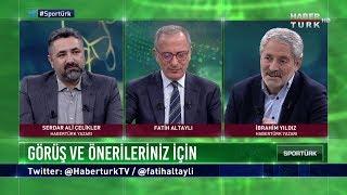 Sportürk – 24 Aralık 2018 (Galatasaray, Beşiktaş ve Fenerbahçe'nin bu yarışta şansları ne?)