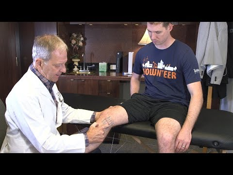 How to diagnose a Medial Collateral Ligament injury