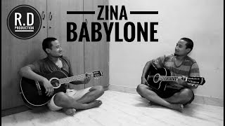 Zina |  Babylone cover song | Clone Effect | Bidhan Shrestha | R.D Production