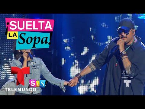 La hija de Pepe Aguilar no quiere novio | Suelta La Sopa | Entretenimiento