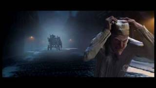 A Christmas Carol movie trailer, Jim Carey - Waterstone's