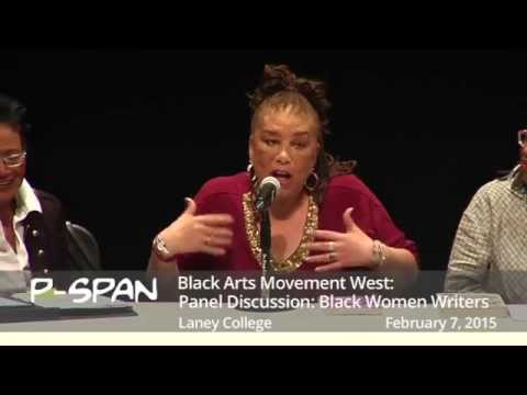 P-SPAN #413: Panel on Black Women Writers, at Laney College