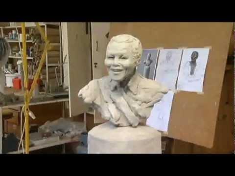 EC artist completes Mandela sculpture