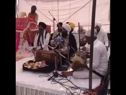 kanwar garewal dharna wala kirtan
