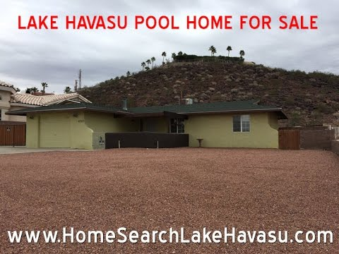 lake havasu pool homes for sale 4050 cherry tree blvd lake havasu city az mls 898122 youtube