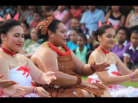 USP Open Day 2016 - Tongan Performance
