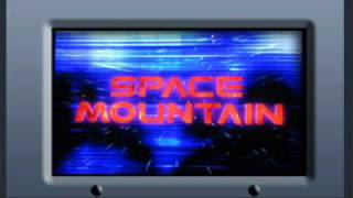 Space Mountain (v.2005) - On-Board Soundtrack [No Effects]