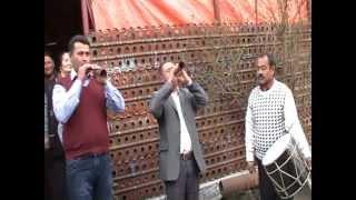 Zurna trio at Azeri engagement party