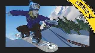 Free Camera - Shaun White Snowboarding World Stage | Slipping Out