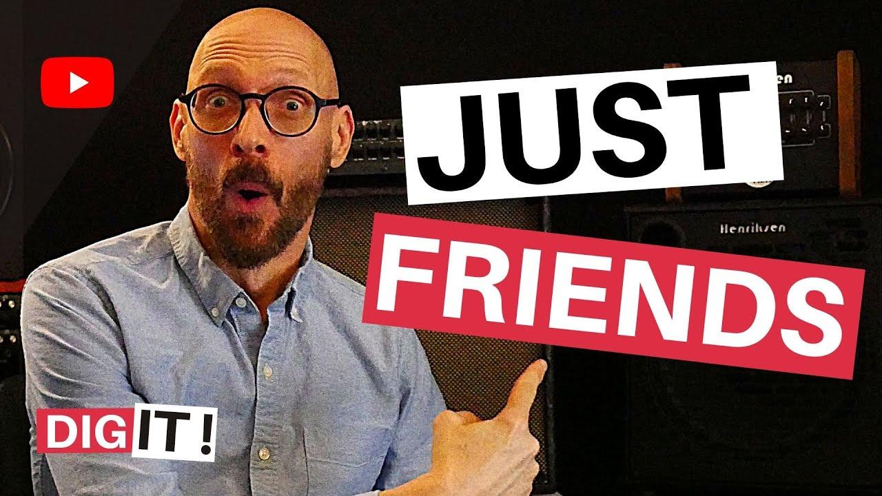 Just Friends Guitar Lesson